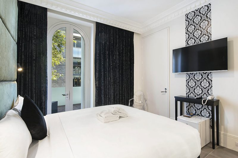 Superior Room, Sydney Boutique Hotel